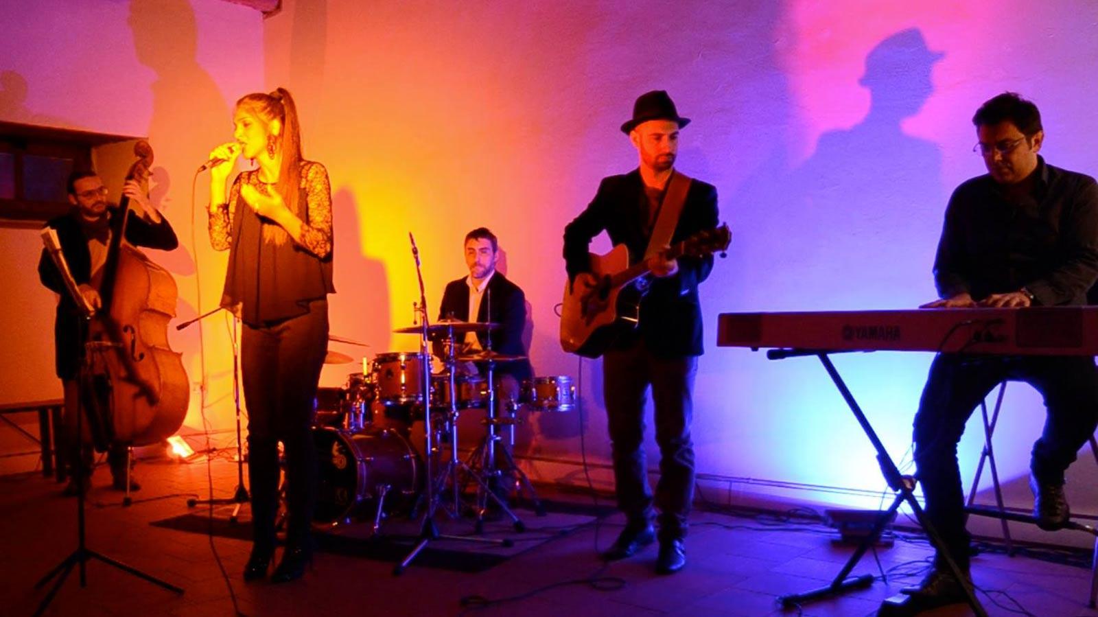 Blue Saudade - Band