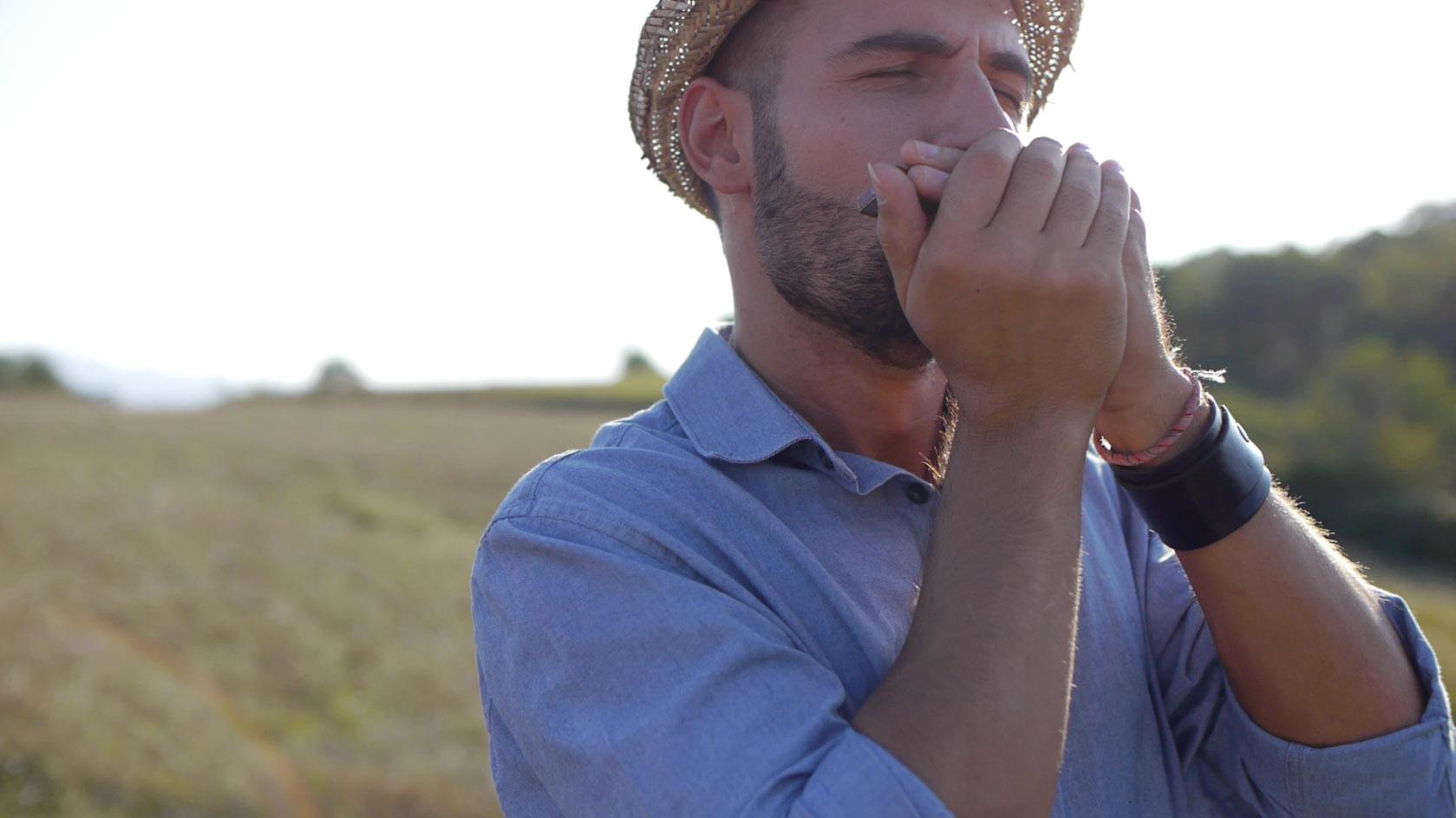 Francesco Renna - Harmonica