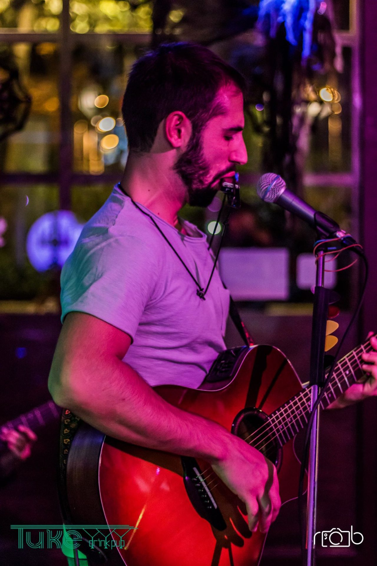 Francesco Renna and his band - Live at Tuke - Avellino