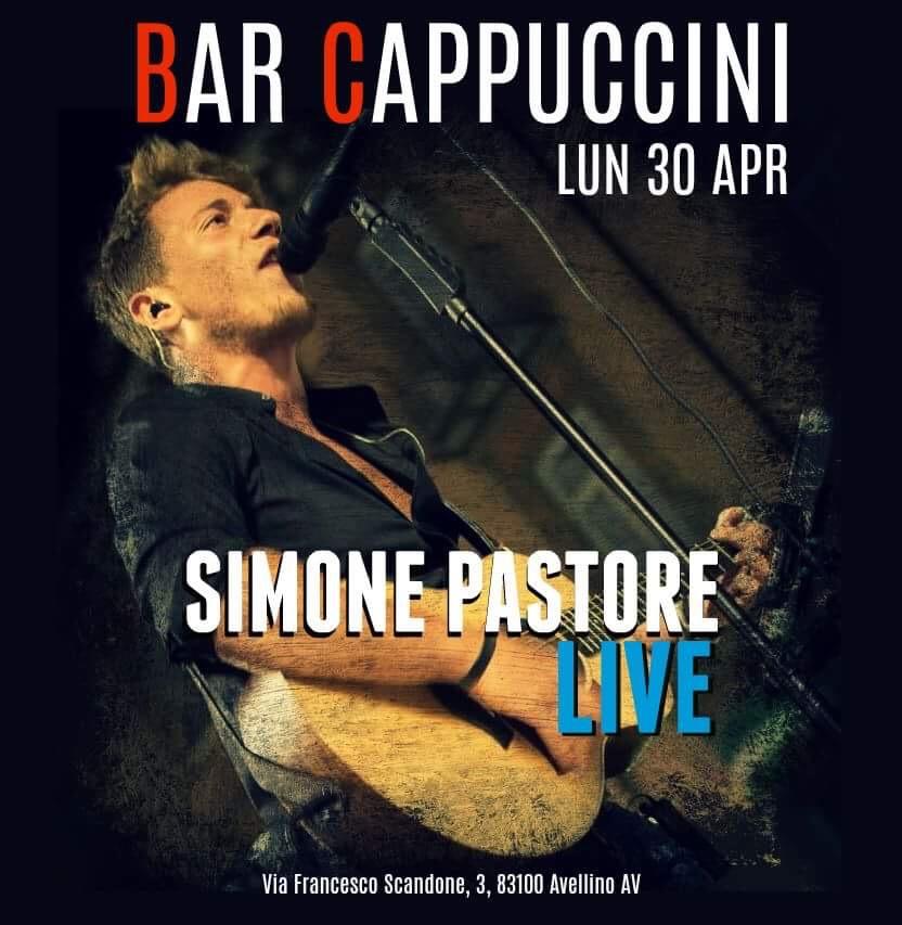 Simone Pastore Bar Cappuccini