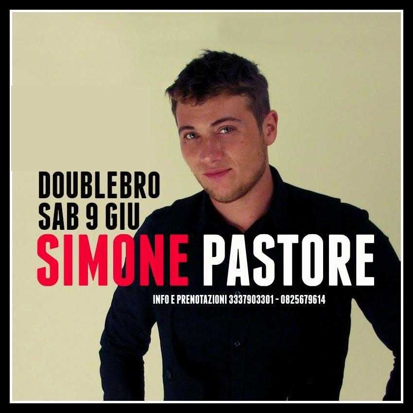 Simone Pastore live Double Bro 9 Giugno 2018