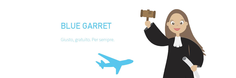 Blue Garret