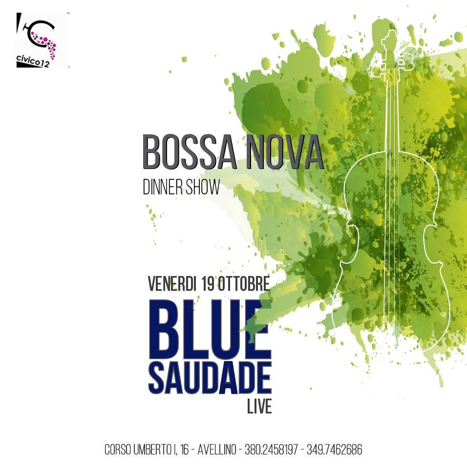 Blue Saudade live al Civico 12, Avellino