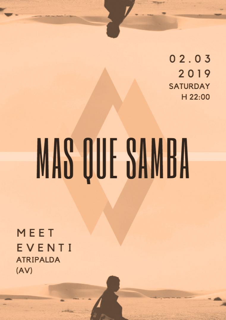 Mas que Samba - Meet Eventi