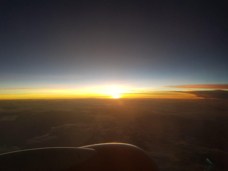 Se non nel tramonto - Una poesia di Francesco Renna
