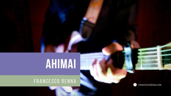 Ahimai - Francesco Renna (official quarantine video)