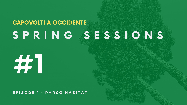 Primo episodio della serie Spring sessions